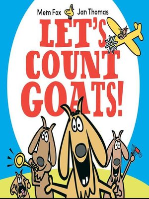 cover image of Let's Count Goats!